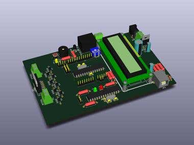 AVR Trainer Board
