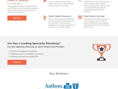 Specialty Pharmacy Finder