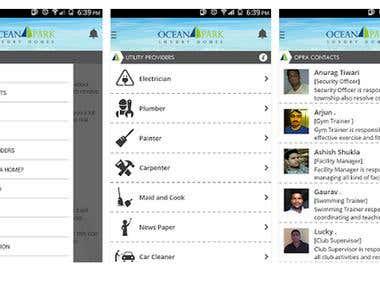Ocean park society app