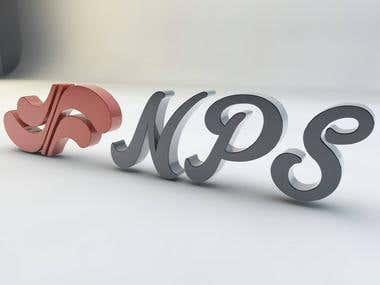 Neva Perde Sistemleri Logosu