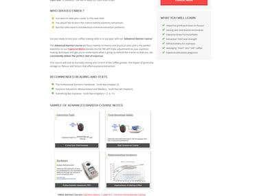 Espresso School Course Registration - A Joomla Extension