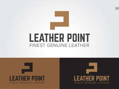 Logo Design for Leather Point