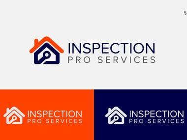 Inspection Service Logo Design