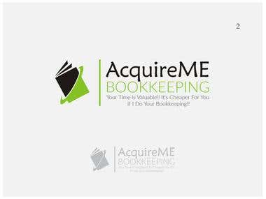 Logo Design for Book Keeping Service