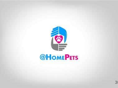 Logo Design for Pet Care Business