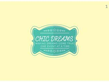 Logo Design for Chick Dreams