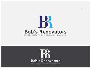 Logo Design for Bob's Renovator