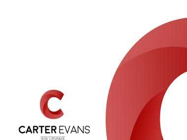 Logo Design for - Carter Evans