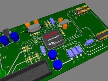 BLUETOOTH SYSTEM BOARD