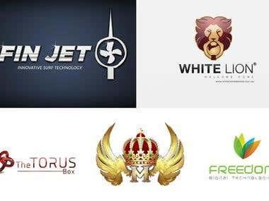 Logo & Brand identity Designs!