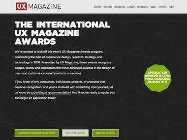 awards.uxmag.com
