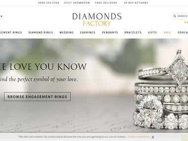Diamond - Seo Work