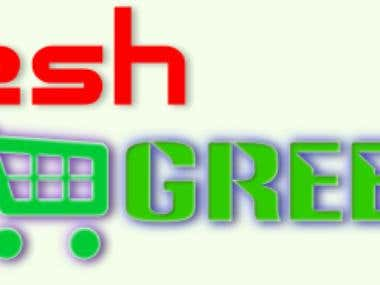 FRESH GREENY LOGO