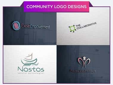 Community Logo Designs