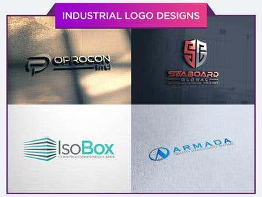 Industrial Logo Design