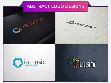 Abstract Logo Designs