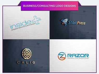 Business/Consulting Logo Designs