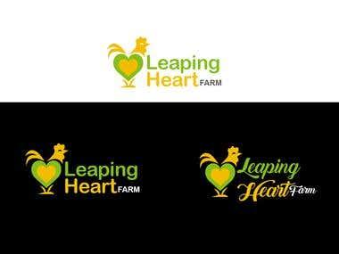Chicken Poltry farm logo