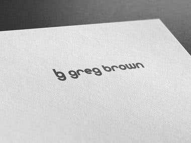 Gregbrown  Logo Design
