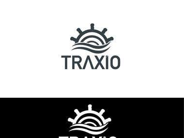 Traxio Logo Design