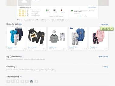 Multi Variation Products Listings in eBay