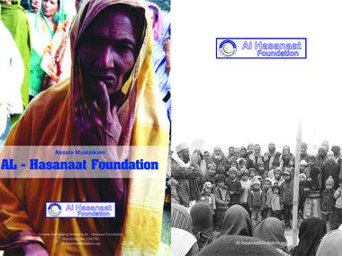 Brochure Designed for NGO