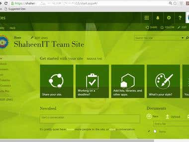 SharePoint Site