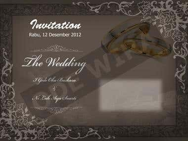 Invitation Card (Invitation Design)