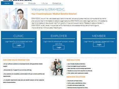 ERAMEDIC, Your Cloud Employees' Medical Benefits Solution!
