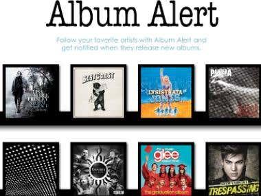 Album-alert