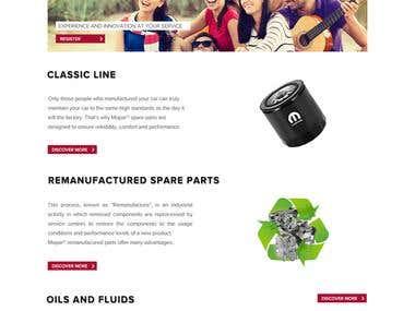 Fiat web
