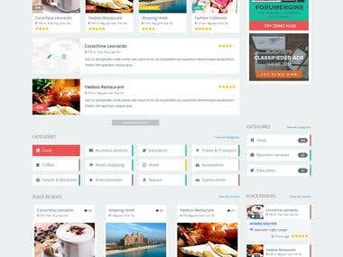 Directory Engine - An Online Travel Guide