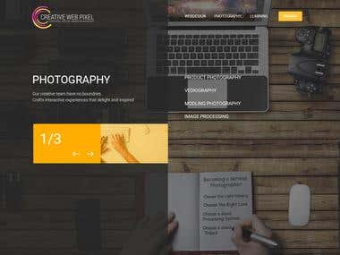 Graphic Design - A Platform of Creative Photography