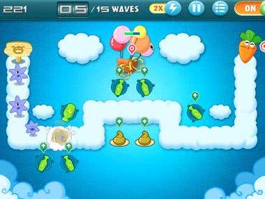 Carrot Fantasy - Tower Defense Game