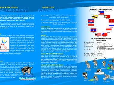 2005 ASEAN PARA Games(Inside)