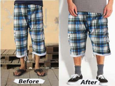 Cloth Change