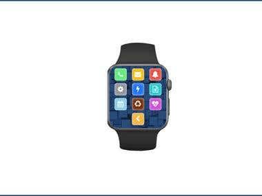 HTML5 Smart Watch