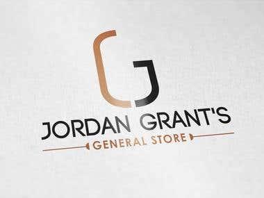 Jordan Grant's General Store Logo
