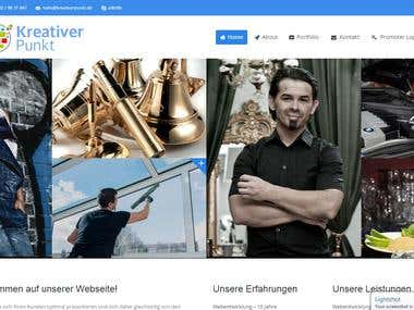 Kreativer (Wordpress)