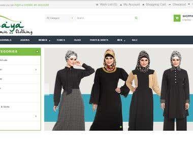 Hayaislamic (OpenCart)