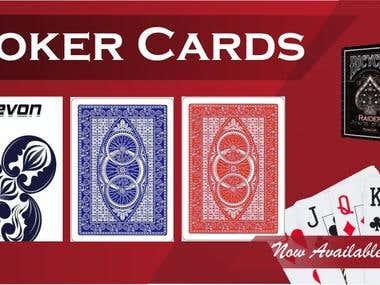 Sevon Poker Banner