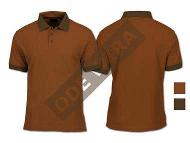 Brown Shirt (Shirt Design)