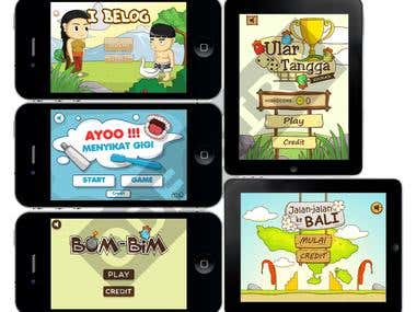 Mobile Games (Game Development)