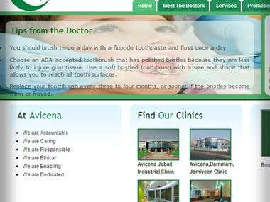 Avicena Dental Centers Co. Ltd.