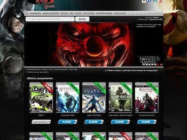 Web Site KO Games