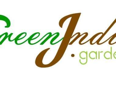 Logo for greenindia.garden