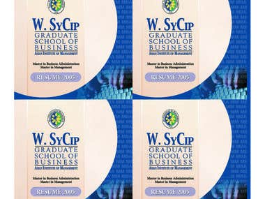 Asian Institute of Management CD cover