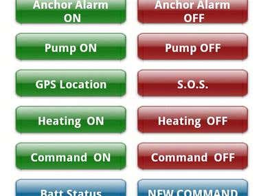 BoatWarden - Boat Security Android App