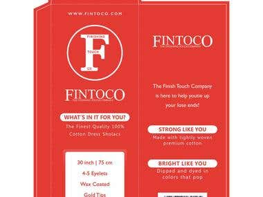 Fintoco Box Design