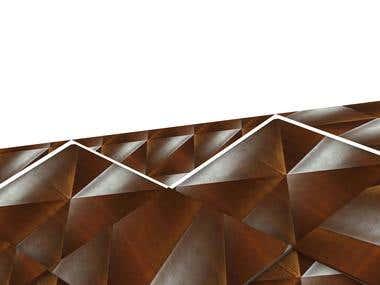 wall claddinng